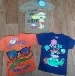 Tricouri pentru un băiat de un an