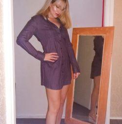 Рубашка-платье новая