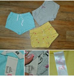 Shorts for 4-6 years