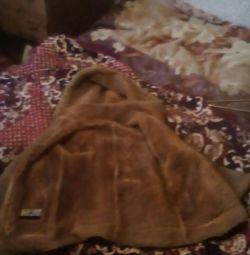 Προστατευτικό παλτό για παιδιά 3-4 ετών