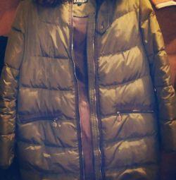 Χειμερινό ζεστό μπουφάν