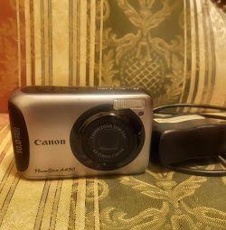 Camera Canon A490