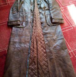 Palton de piele