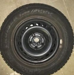 Bridgstone ice cruiser 7000 195/65 R15