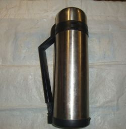термос нержавейка  1.8 литра