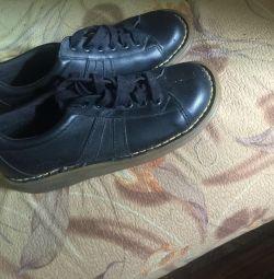 Boots are new Martinsy.muzhskie.