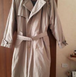Продам качественное мужское пальто.Разм.50-52.