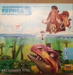 Board game Ice Age