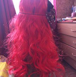 Карнавальний парик новий