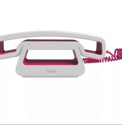 Telephone SwissVoice CH01 White / Pink