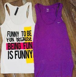2 футболки за 200