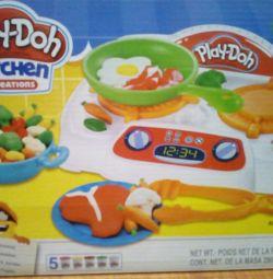 Новий Набір Play-Doh