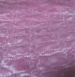 2 çift kişilik yatak için yatak örtüsü