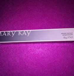 New Mary Kay Mascara