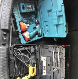 Screwdriver for sale Perforator Devolt W