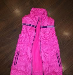 Vest for the girl Demix.
