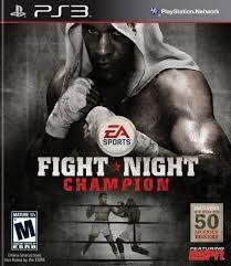 Play PS3 Fight Night Champion