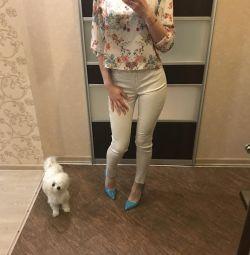 Serginnetti Pantaloni