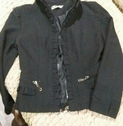 Jacket to school