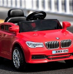 Children's electric car BMW XMX 826 with remote control