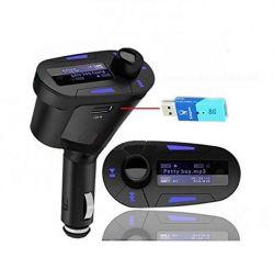 Автомобильный FM трансмиттер MP3 плеер