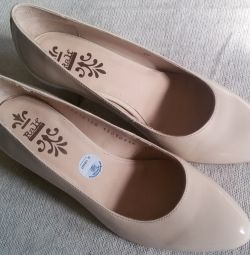 Shoes Ralf Ringer, genuine leather, r-37 (38)