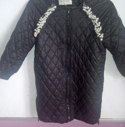 Куртка новая монклер