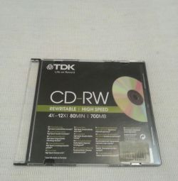 CD-RW disc