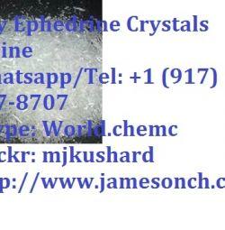 Mephedrone araştırma kimyasal tozu, Efedrin