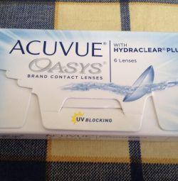 ACUVUE Oasys D + 3 Lenses