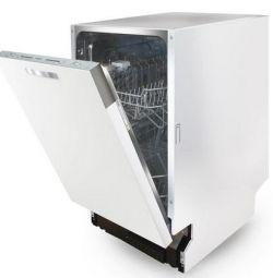 Посудомоечная  машина GiNZZU DC408 встраиваемая