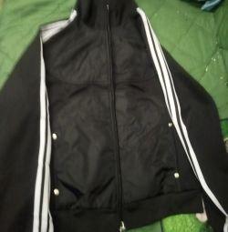 спорт куртка адидас