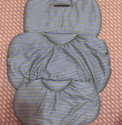 Στρώμα στο καροτσάκι