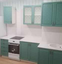 KITCHEN MODENA TURQUOISE 2.0 m NEW IN PACKING