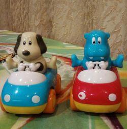 Autovehicule cu animale