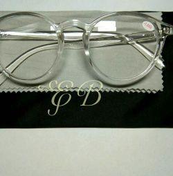 Glasses myopia