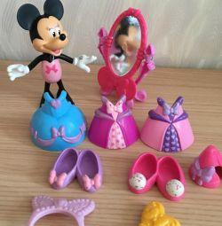 Το σετ παιχνιδιών Minnie Mouse