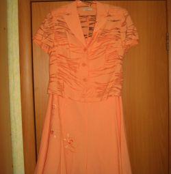 Yazlık elbise 48-50