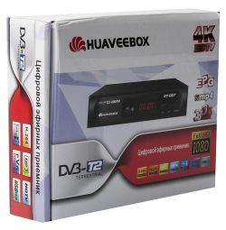 Set TV de top Huaveebox DVB-T2