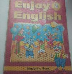 English grade 2 textbook
