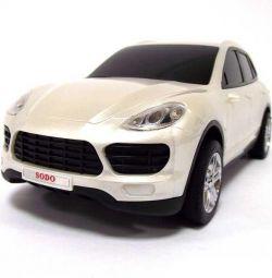 Музыкальный Центр Porsche Cayenne белый
