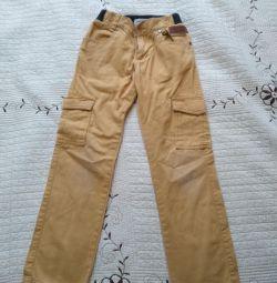 Pants for a boy, p. 134-140