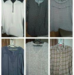 Bluze / bluze de vară pentru femei. postat. L
