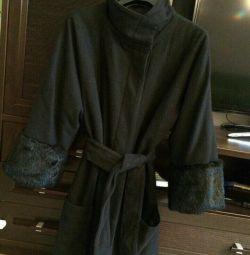 Coat. Italy.