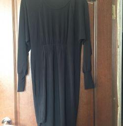 Φόρεμα κομψό μαύρο