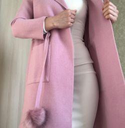 Φωτεινό παλτό, σακάκι