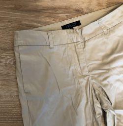 Παντελόνια με μπεζ