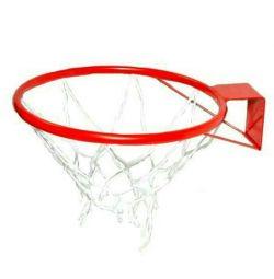New basketball ring