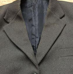 Soviet-style jacket