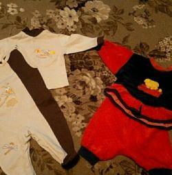 Costume (3-5 luni)